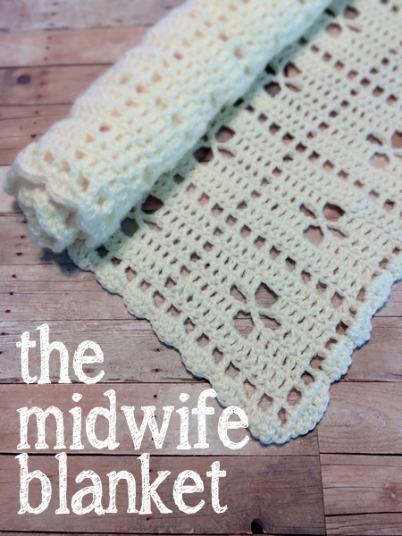 The Midwife Blanket Nederlandse Vertaling Little Monkeys Crochet