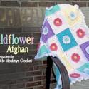 Wildflower Granny Square Afghan   Little Monkeys crochet
